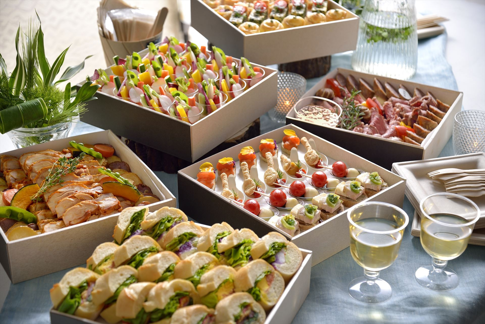 L'api catering & delivery